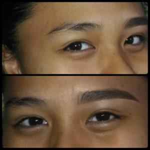 Eyebrow Designing