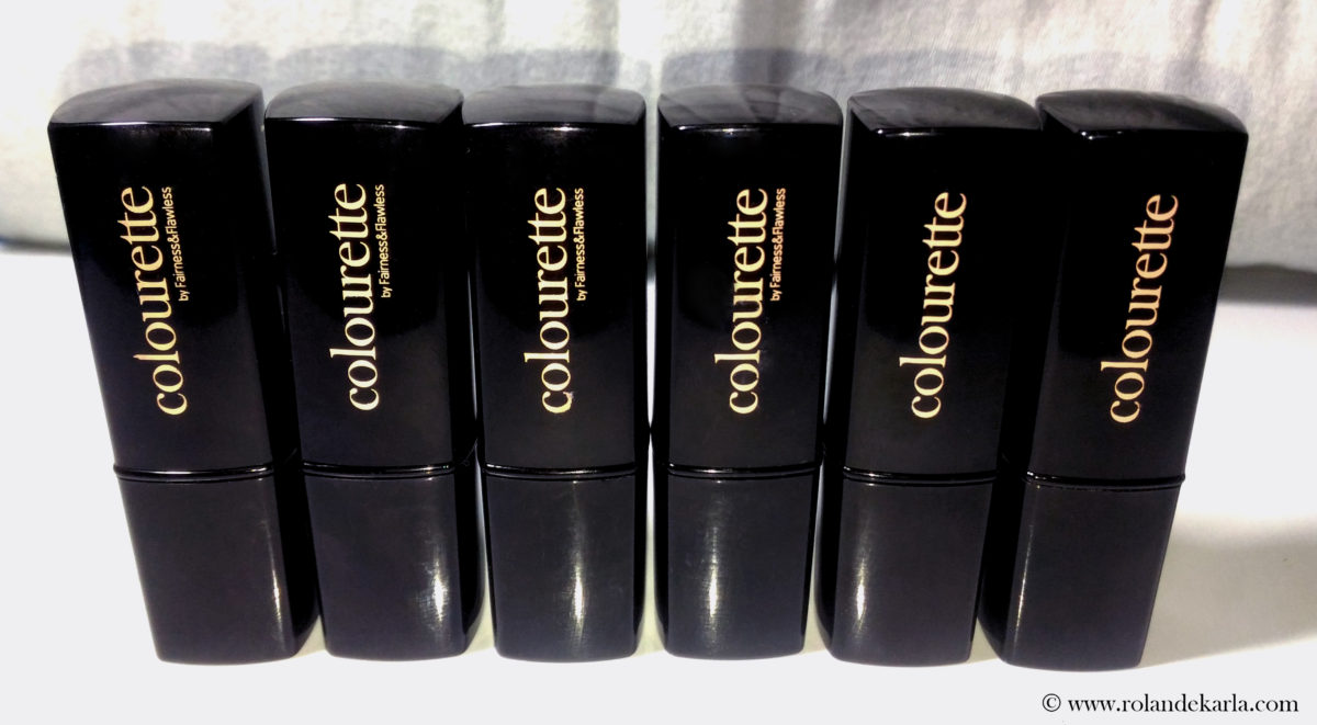 BE LIMITLESS. BE IT. Colourette Cosmetics Coloursticks