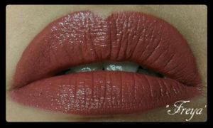 Le Blanc's Flat & Fabulous Super Matte Lip Cream Freya