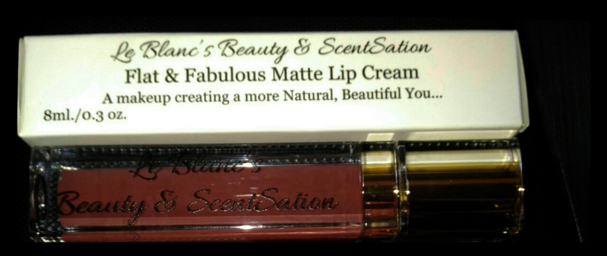 Le Blanc's Beauty & ScentsStation: Flat & Fabulous Super Matte Lip Creams || UPDATED Review and Swatches