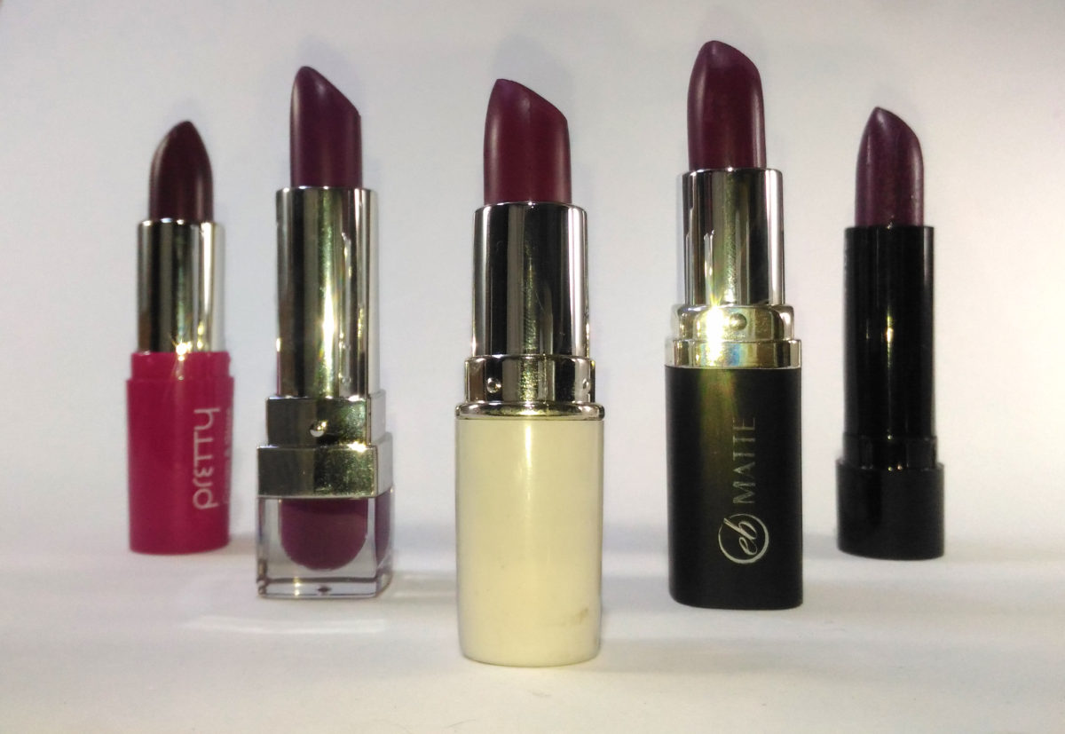 LIPSTICK LOVE: My Top Picks for Purple Lipsticks