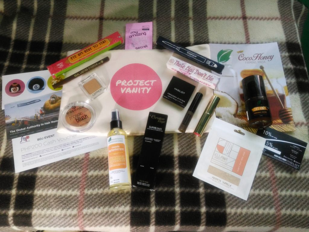 Sulit! (Note: I Purchased The Browhaus Bi Liner Separately At 40% Off And I  Received The Zenutrients Coco Honey Mask As A Prize For Participating In  The Qu0026A ...