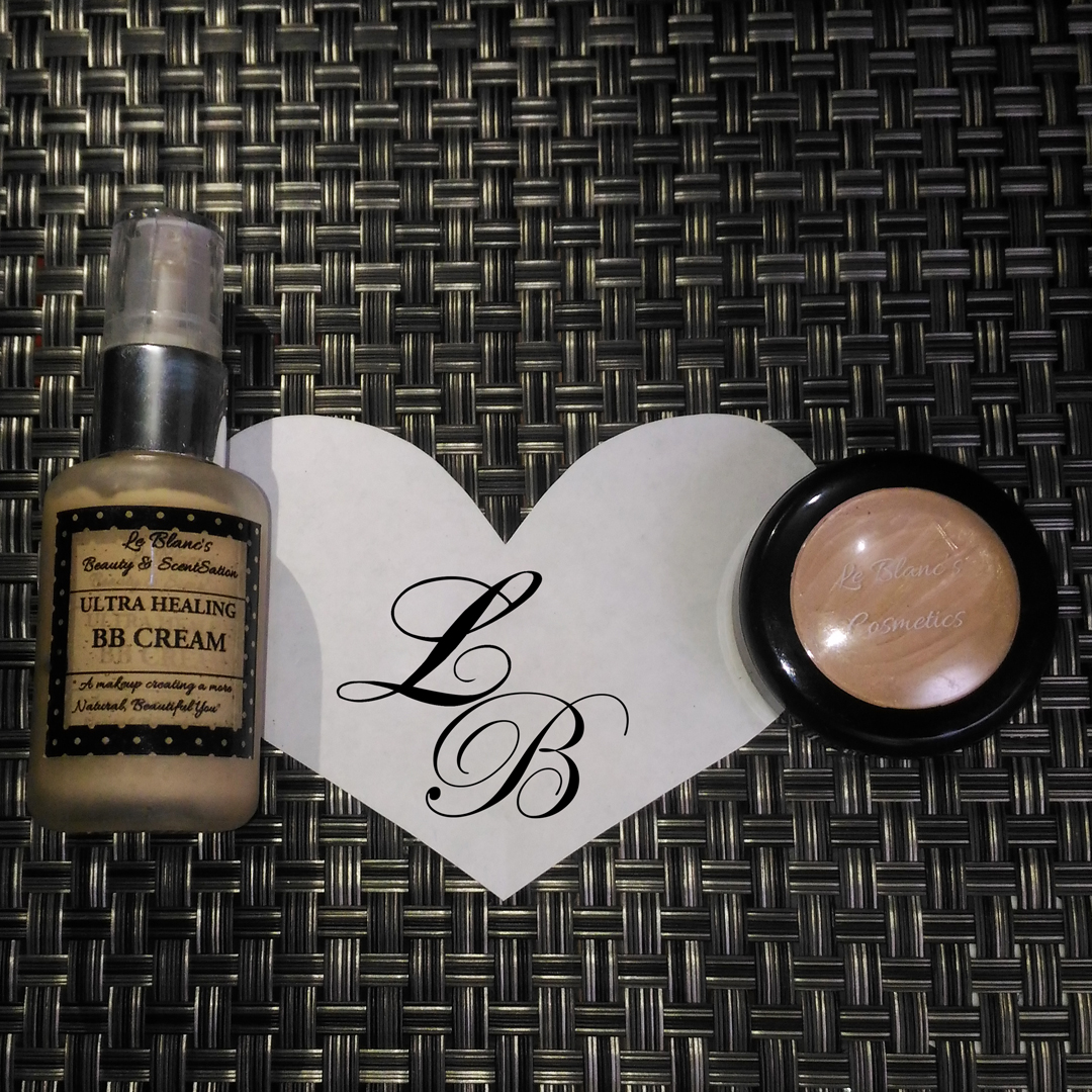 Le Blanc's Beauty & ScentStation: Ultra Healing BB Cream and Duo Cream Foundation || Product Review