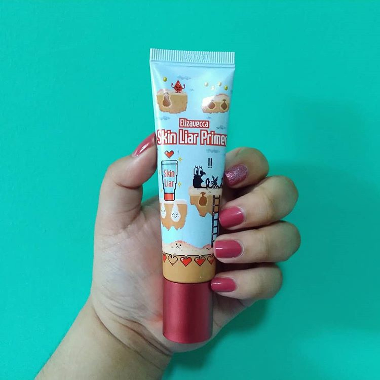 Elizavecca Skin Liar Primer    Product Review